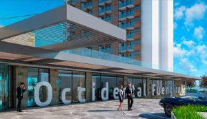 Rent a car hotel Occidental Fuengirola